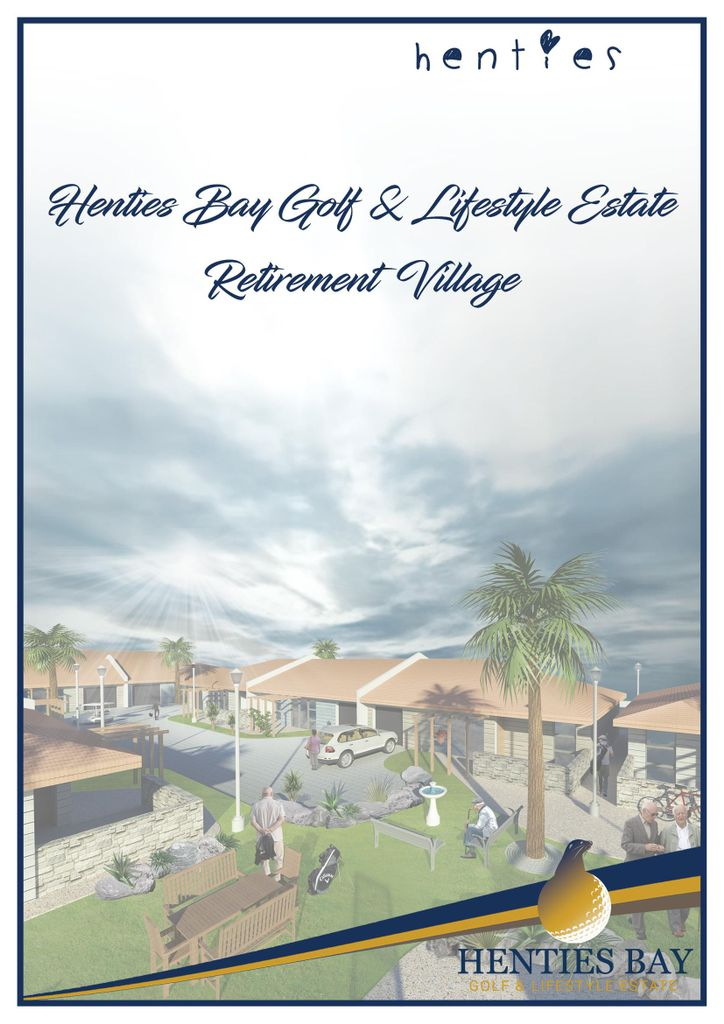 Retirement Estate in Henties Bay | Seeff Property Group